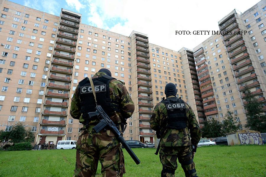 Jihadist MOLDOVEAN, arestat la Moscova de serviciile Kremlinului.