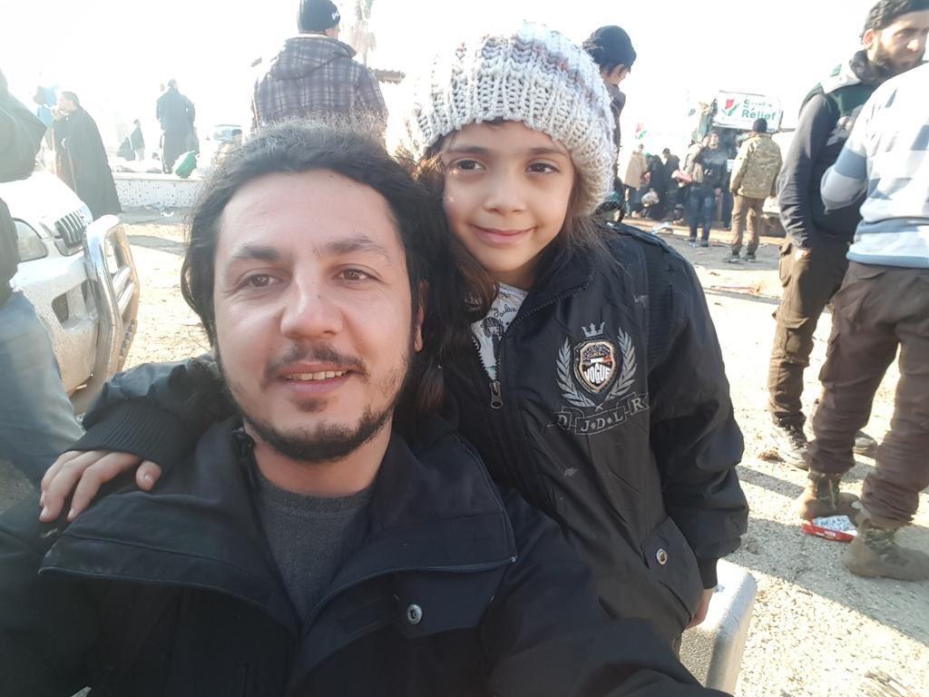 Ce s-a intamplat cu Bana, fetita siriana, devenita celebra prin postarile sale zilnice pe Twitter despre iadul din Alep
