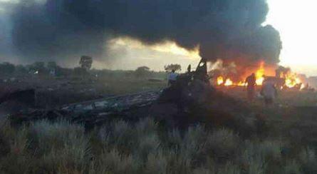 Un avion cargo s-a prabusit in Columbia: 5 membri ai echipajului au murit. Singurul supravietuitor, in stare critica. VIDEO