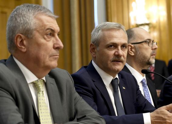 Dragnea, despre legea offshore: PSD îşi va susţine în continuare poziţia pe care a avut-o în comisii