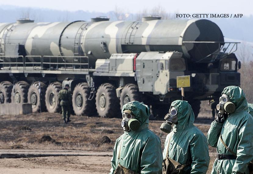 Rusia pregateste rachete nucleare care sa strapunga scutul de la Deveselu. Planul anuntat de Vladimir Putin pentru 2017