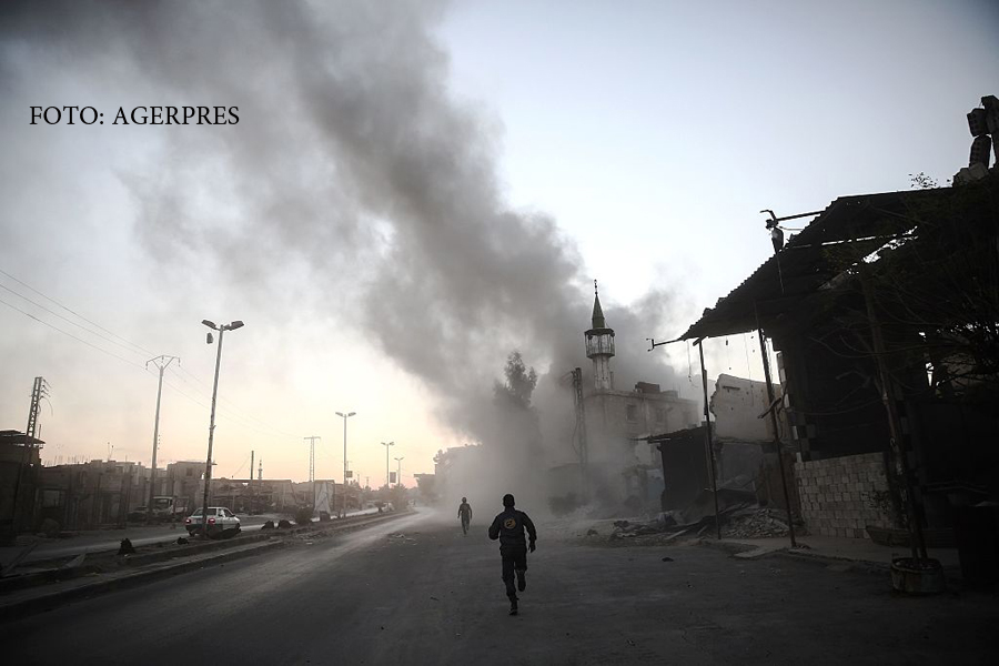 SUA si Rusia ar putea desfasura operatiuni militare comune impotriva ISIS, in Siria.