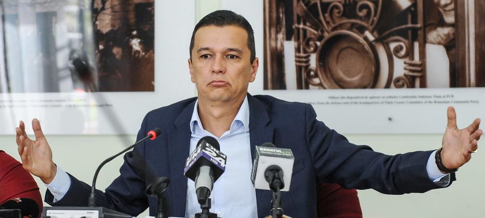Premierul Sorin Grindeanu, alaturi de ministrul Justitiei: