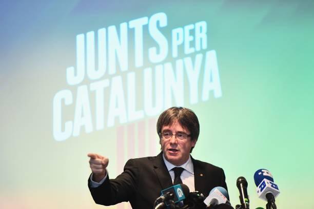 Puigdemont nu va fi prezent la alegerile regionale din Catalonia