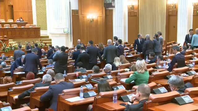 Deputații au adoptat Legea pensiilor. Modificări importante vizate de proiectul de lege