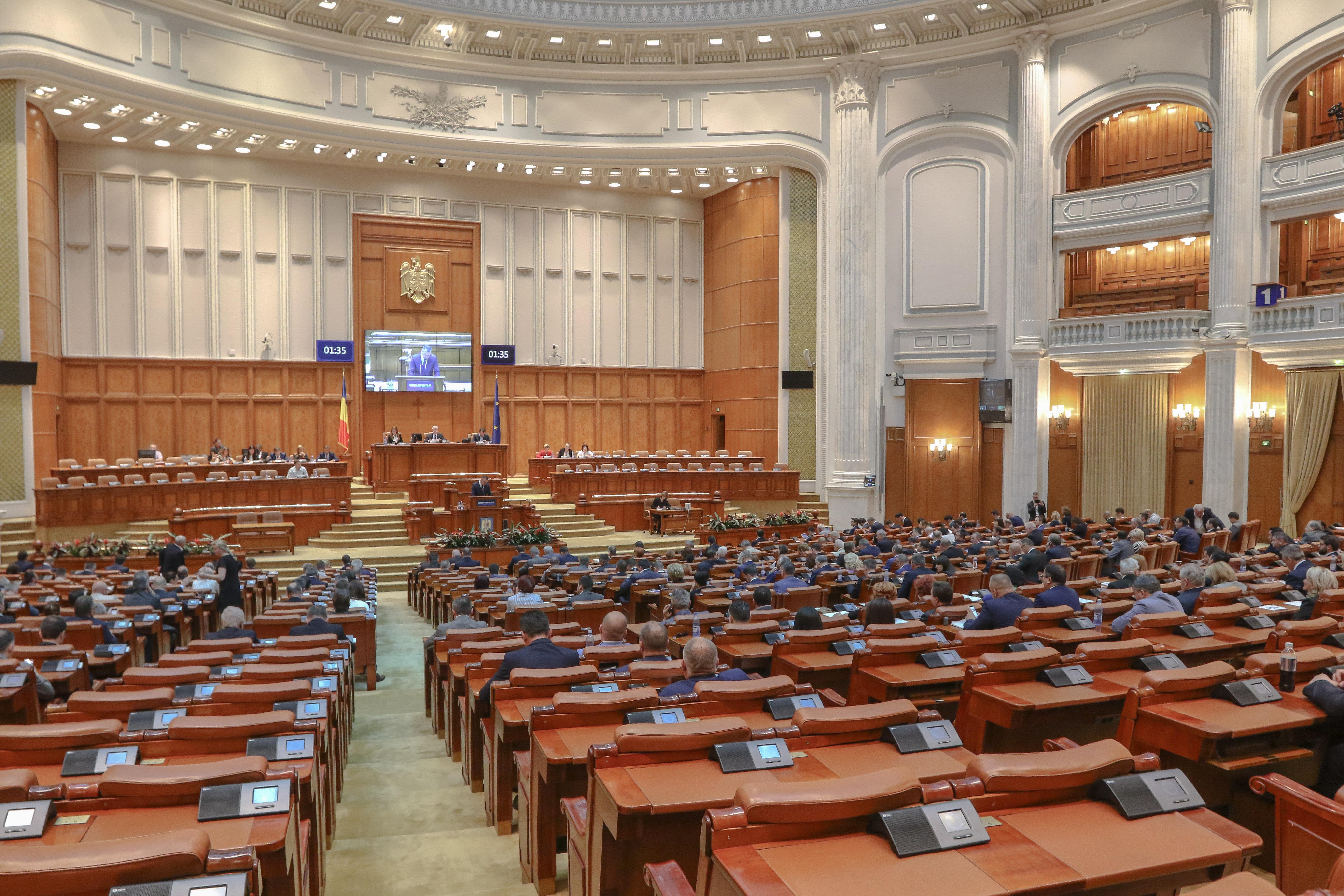 Legea offshore, introdusă pe ordinea de zi a plenului Camerei Deputaților