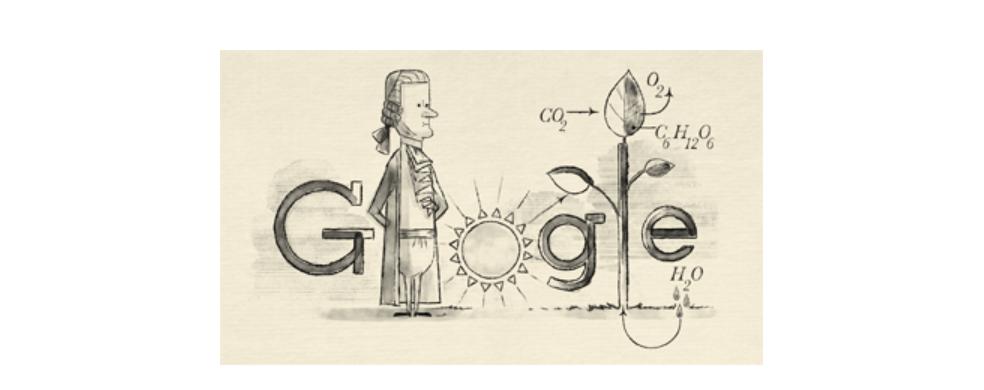 Jan Ingenhousz, personalitatea pentru care GOOGLE a lansat un doodle special
