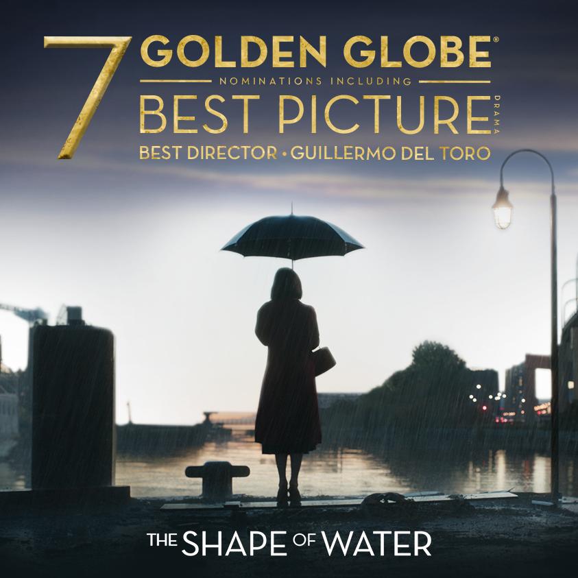 Globurile de Aur 2018. Lista completă a nominalizărilor