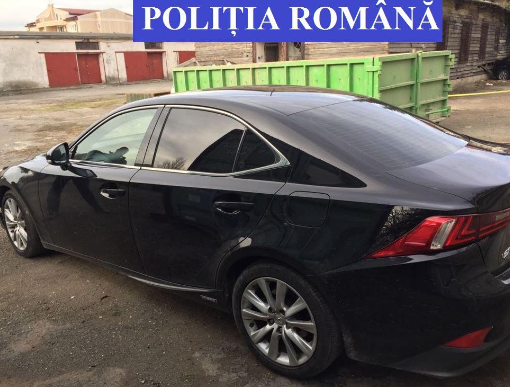 Un tânăr din Mangalia a plecat cu un Lexus din Anglia. Pe cât l-a amanetat în România