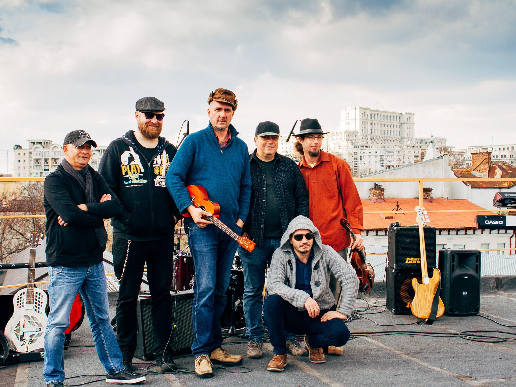 Concert de blues ardelenesc cu trupa NIGHTLOSERS la Clubul Țăranului din București