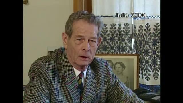 """INTERVIU. Regele Mihai, despre relația cu tatăl său: """"Dacă aș fi fost ca un melc, aș fi intrat imediat în cochilie"""""""