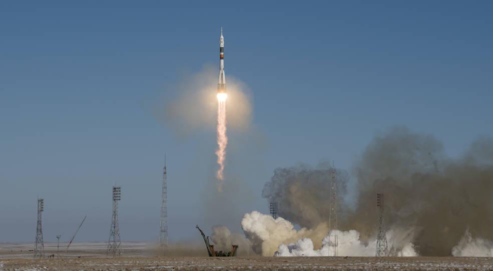 Rusia a lansat o rachetă Soyuz duminică dimineaţă
