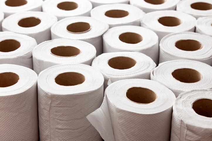 O companie care produce hârtie igienică intenționează să îşi fabrice produsele din fecale