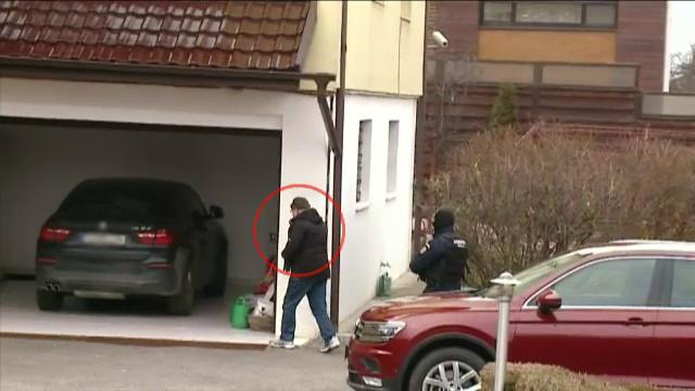 Ginerele lui Mihai Lucan ar fi ascuns 10.000 € în rezervorul maşinii. Cum a fost prins