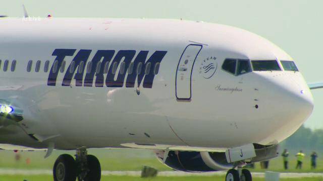 Avion Tarom, întors pe Otopeni la 12 minute de la decolare