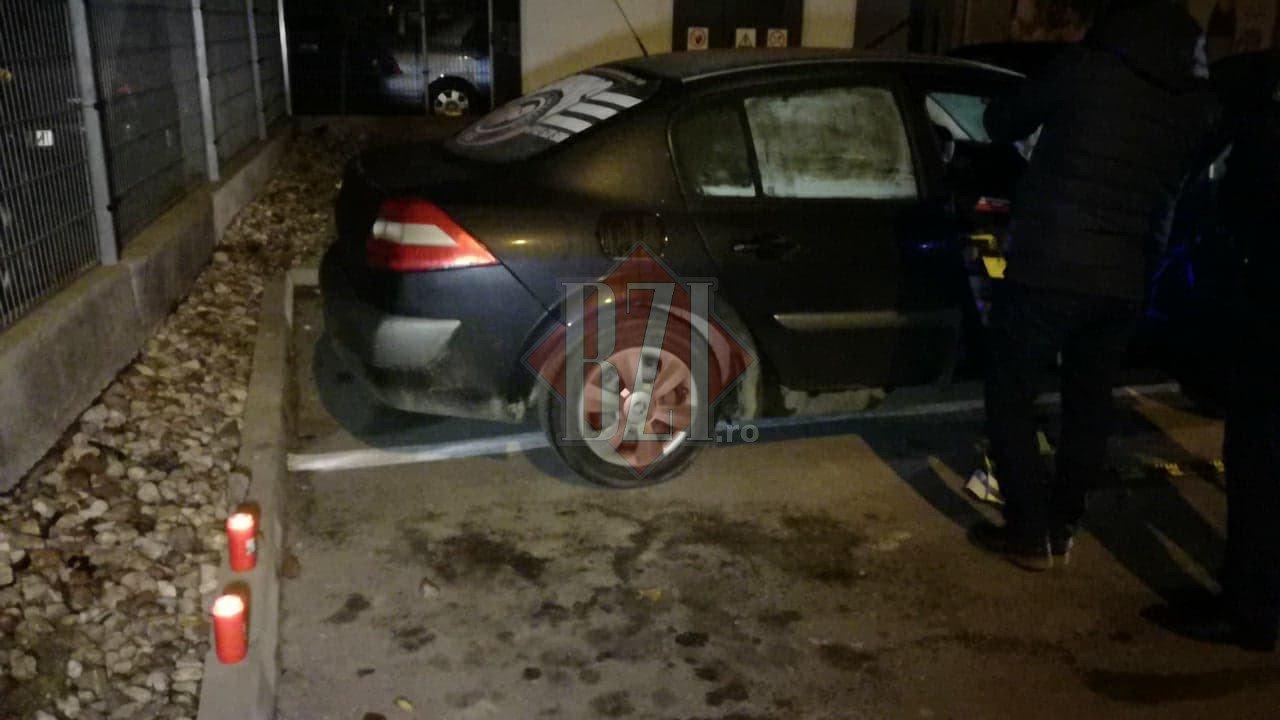 Un cunoscut sportiv din Iaşi s-a sinucis în maşina sa. Bărbatul a lăsat un bilet de adio