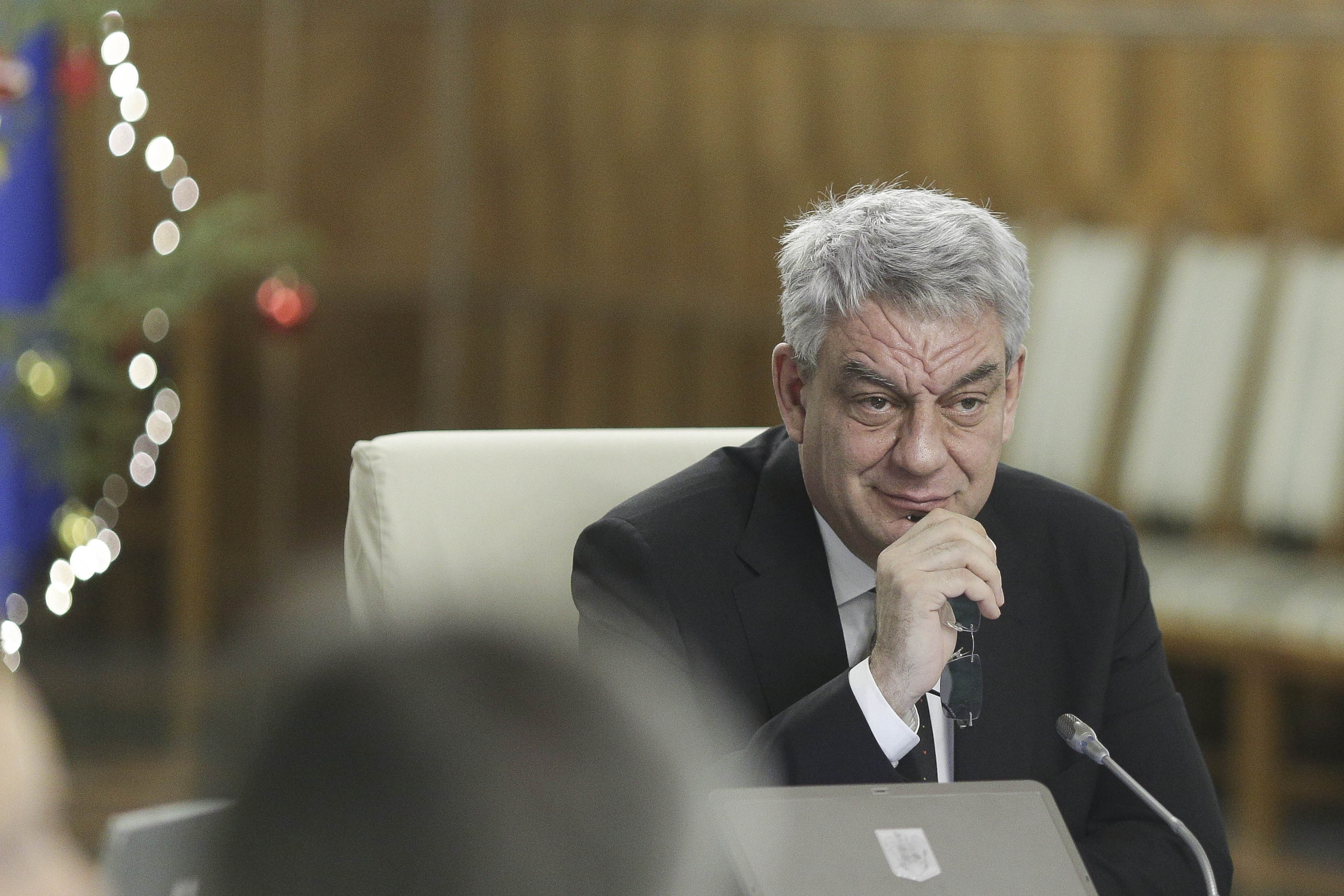 Premierul Mihai Tudose a trimis Corpul de Control la CNAIR