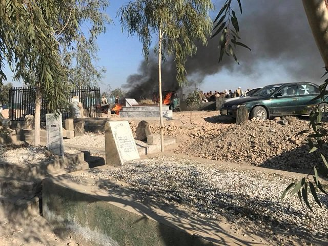 Atac sinucigaş în Afganistan, în timpul unor funeralii oficiale: cel puţin 12 morţi