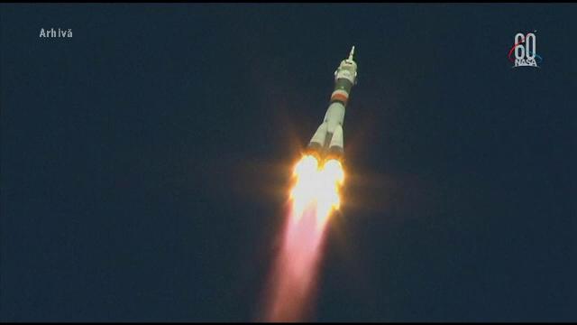 Agenția spațială rusă reîncepe zborurile cu naveta Soyuz