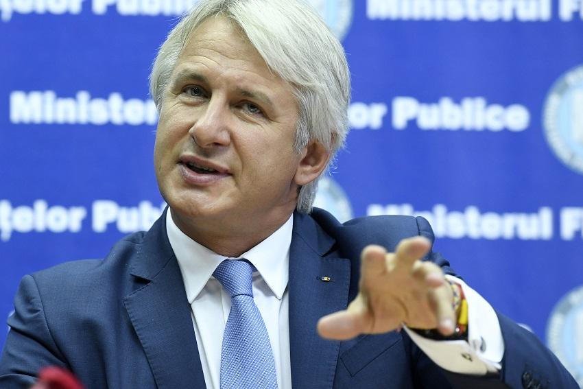 """Teodorovici, despre alegerile prezidențiale: """"PSD-ul trebuie să aibă candidat propriu"""""""