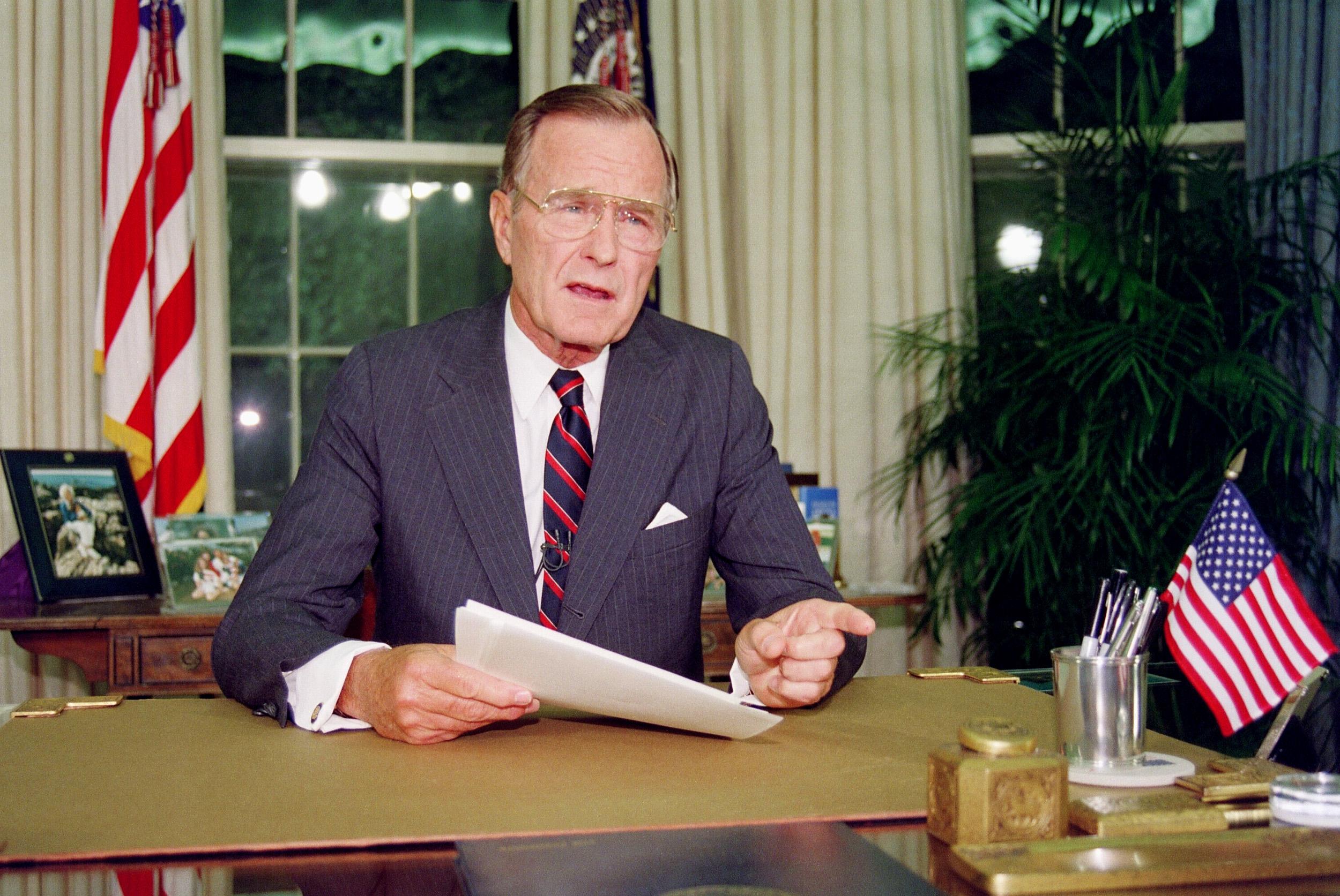 Cum a ajutat George Bush sistemul medical din România, imediat după căderea lui Ceaușescu