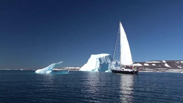 Anunțul îngrijorător al oamenilor de știință despre stratul de gheață din Groenlanda