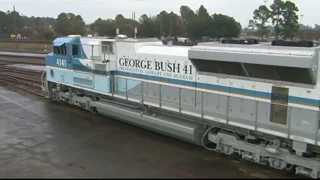 George Bush Sr. a fost înmormântat. Ultima dorință i-a fost îndeplinită la funeralii