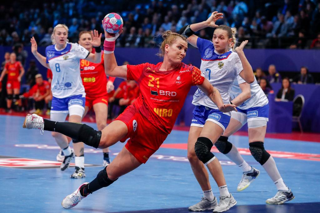 România - Rusia 22-28, în semifinalele EURO. Vom juca pentru medaliile de bronz