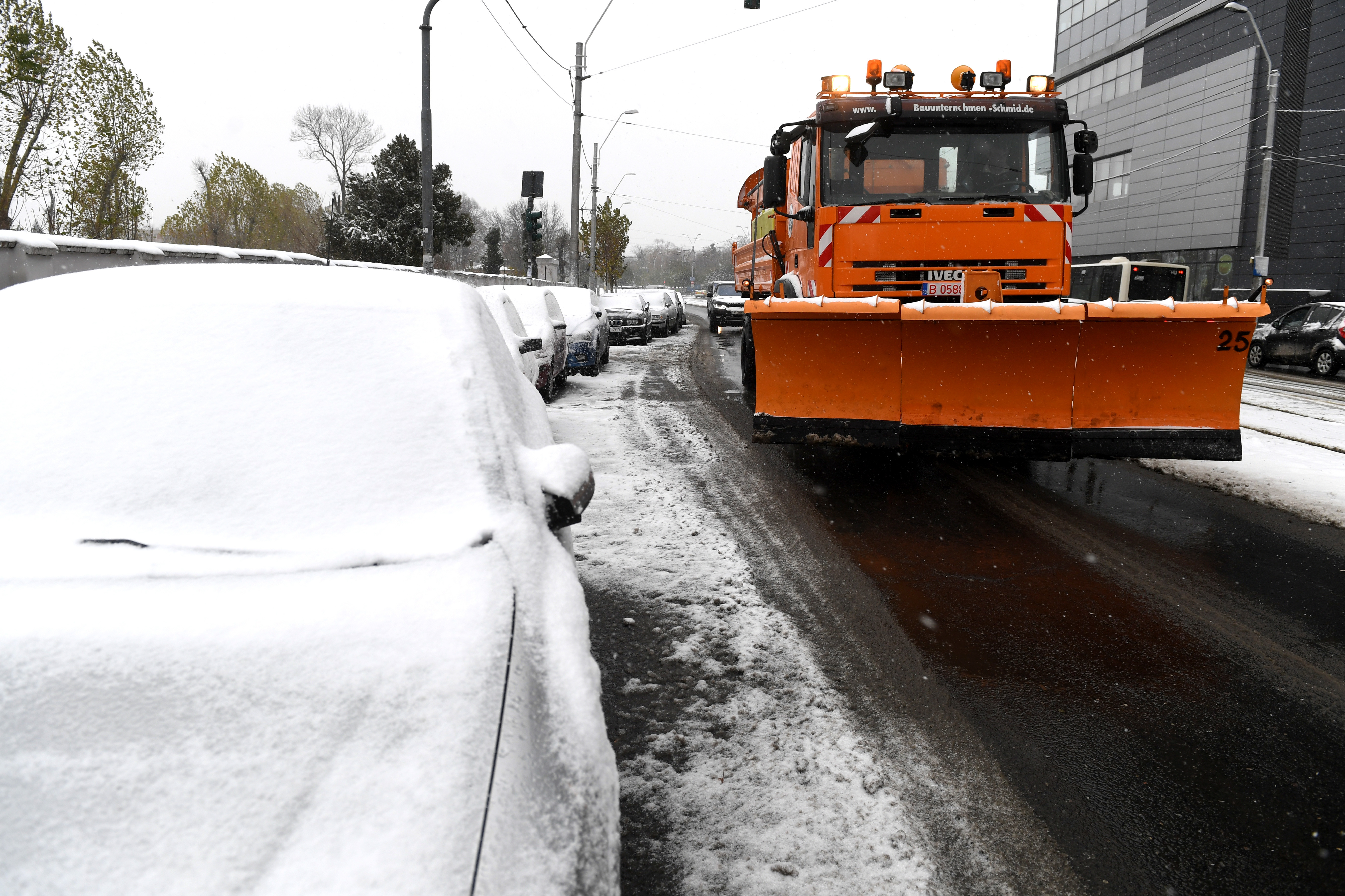 Vremea 18 decembrie 2018. Zonele în care sunt anunțate ninsori abundente