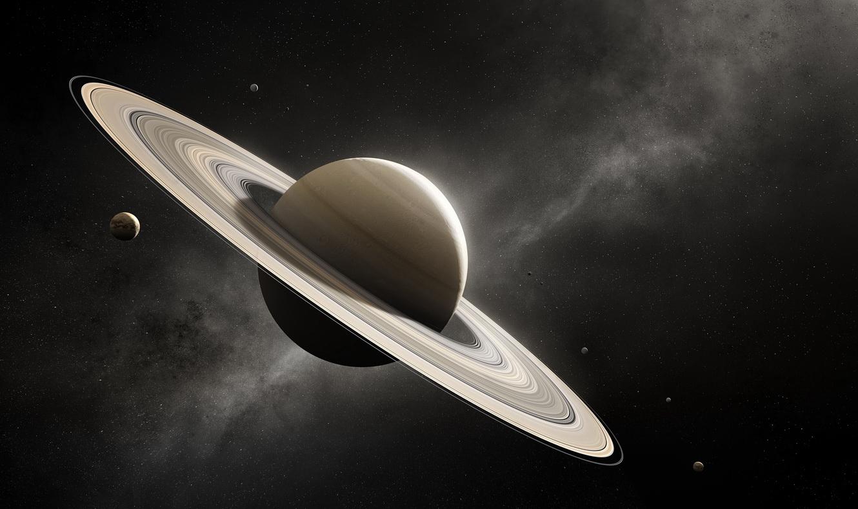 """Planeta Saturn îşi """"devorează"""" inelele de gheaţă. Explicația uluitoare dată de NASA"""