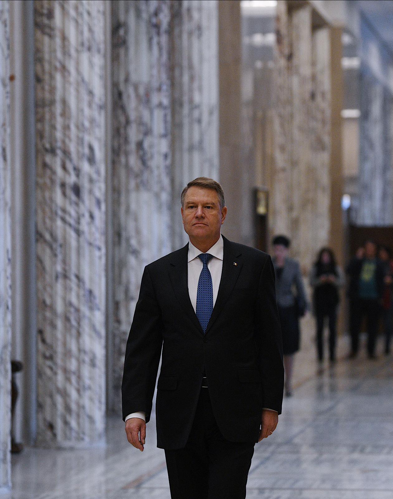 Preşedintele PPE: Klaus Iohannis va conduce excelent preşedinţia rotativă a UE
