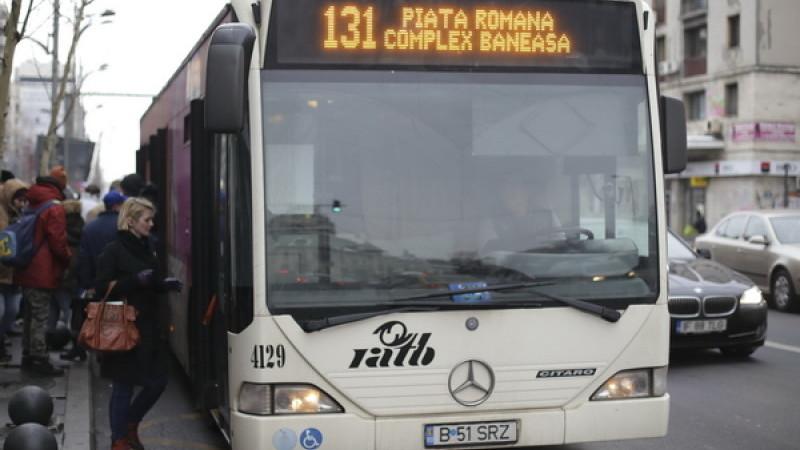 Program RATB de Crăciun. Cum vor circula mijlocele de transport în comun de sărbători
