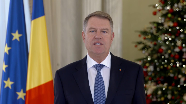 """Klaus Iohannis, mesaj pentru români de Crăciun. """"Ne va fi tuturor mai bine împreună"""""""