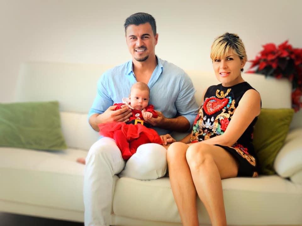 Elena Udrea, fotografie alături de familie, după ce a fost eliberată din închisoare
