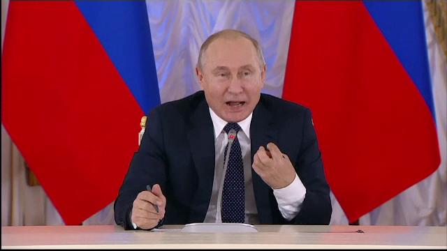 SUA recunosc ca n-au sistem de aparare impotriva noii rachete hipersonice rusesti