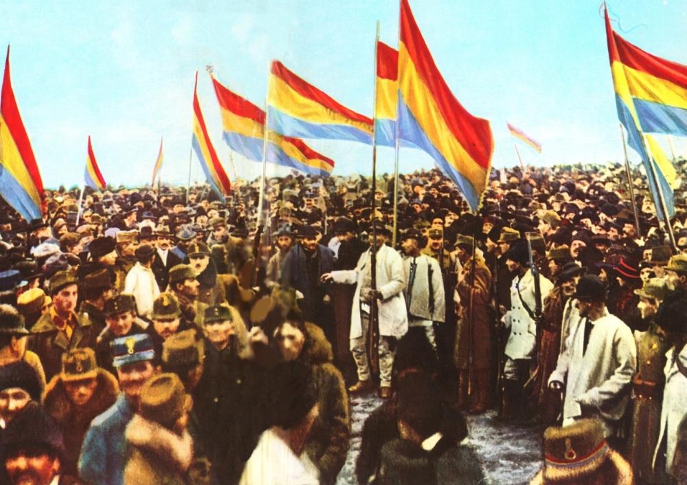 1 decembrie 1918, ziua unui vis împlinit. Cum s-a înfăptuit Marea Unire