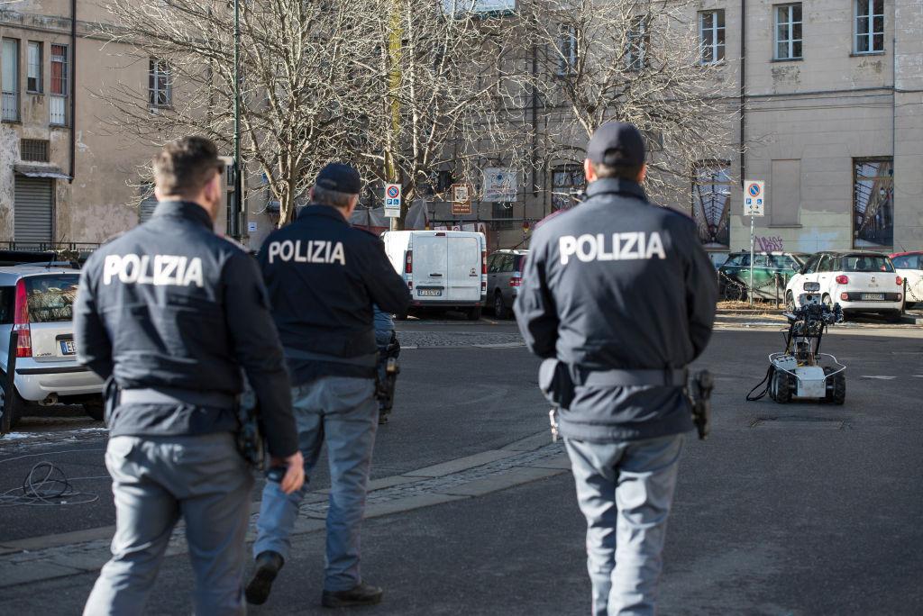 Bombă de jumătate de tonă găsită în centrul orașului Torino. 10.000 de oameni au fost evacuați