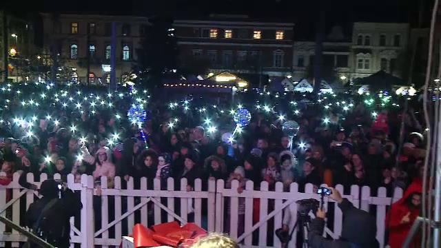 Pregătiri intense pentru Revelion. Impresia unui celebru vlogger străin despre România
