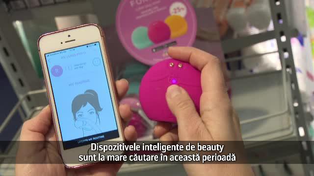 (P) Dispozitivele inteligente de beauty sunt la mare cautare in aceasta perioada