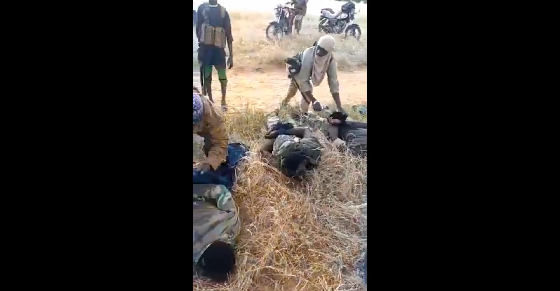 Statul Islamic revendică masacrul cu 71 de morţi din Niger