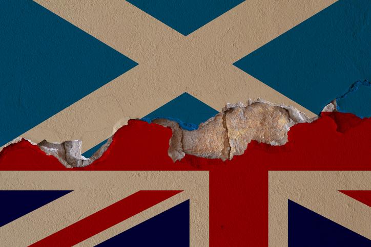 Guvernul de la Londra respinge cererea Scoţiei privind un nou referendum de independenţă