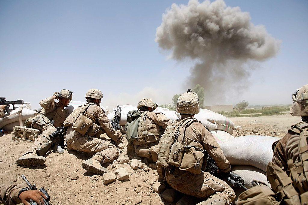 Doi militari americani au fost ucişi şi alţi 6 sunt răniţi într-un atac în Afganistan