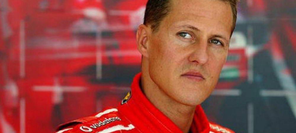 """Noi dezvăluiri despre starea de sănătate a lui Michael Schumacher. """"Poate face câțiva pași"""""""