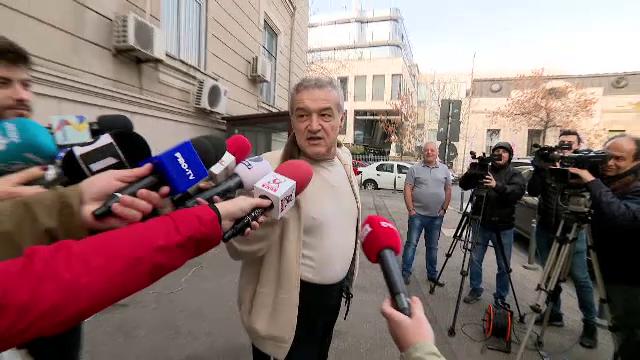 George Becali scapă de sechestru, dar nu şi de acuzaţii. Decizia Tribunalului Bucureşti