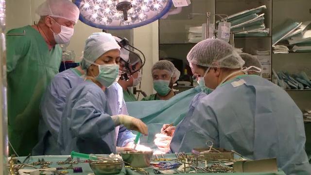 O nouă lege pentru transplanturi.