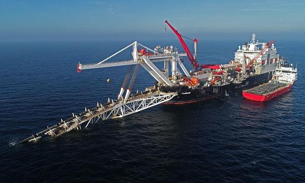 Controversatul gazoduct Nord Stream 2 între Rusia şi Germania a fost