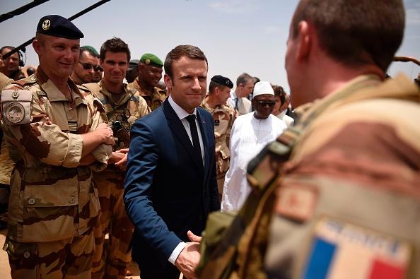 Emmanuel Macron: 33 de teroriști, neutralizați de trupele franceze în Mali