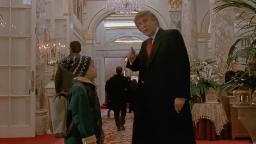 Macaulay Culkin solicită ca Donald Trump să dispară din filmul