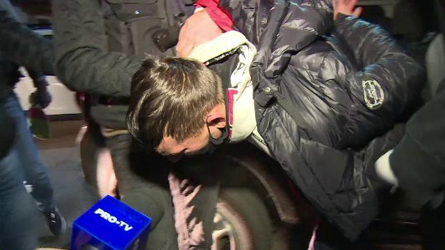 Bărbatul care a evadat în urmă cu trei săptămâni, prins în Gara de Nord din Bucureşti