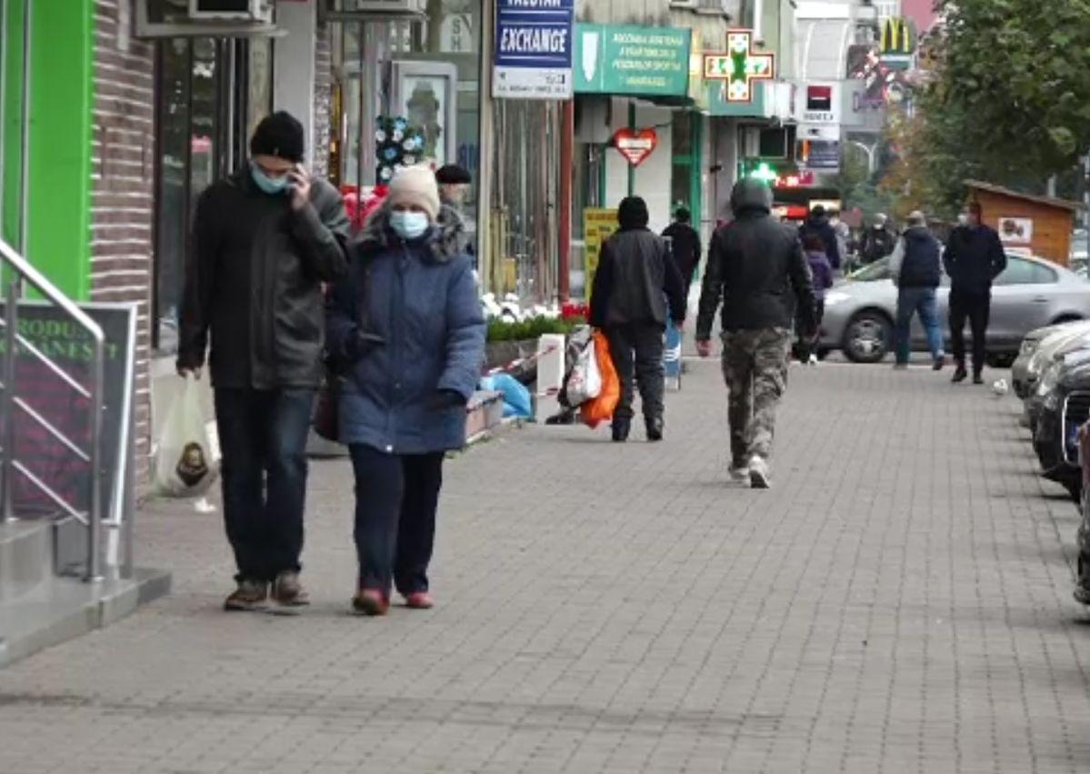 Se ridică restricții în Baia Mare și Zalău. Alba Iulia, încă 7 zile de carantină